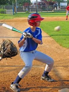 Softball Pitching Machine